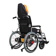 Складная инвалидная электроколяска MIRID D6035A (режимы: электро, активный), фото 2