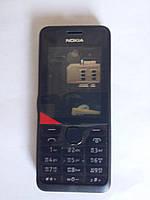 Корпус Nokia 301 Asha Black