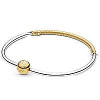 Pandora браслет со вставкой PANDORA SHINE #568143 серебро 925 Пандора оригинал
