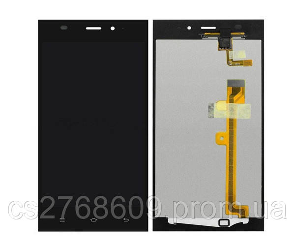 "LCD Xiaomi Mi3 + Touchscreen (black) ""Original"""