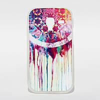Чехол силиконовый для Samsung I8160 Galaxy Ace 2 Ловец Снов