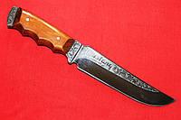 """Нож ручной работы""""Мустанг"""""""