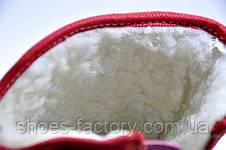 Зимние женские сапоги в стиле Коламбия, На меху, фото 2