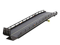 DoorHan RMTS — мобильная рампа с опорой на кузов автомобиля, фото 1