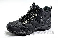 Зимние Термо кроссовки в стиле Коламбия Firecamp Boot, Black, фото 3