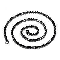 Мужская цепочка бижутерия из нержавеющей ювелирной стали Cherokee 173067