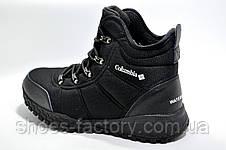 Термо ботинки в стиле Коламбия Fairbanks Omni-Heat, Black, фото 2