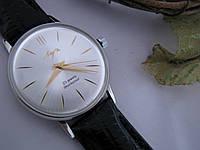 Ультратонкие Часы Луч. механизм 2209, 23 камня., фото 1