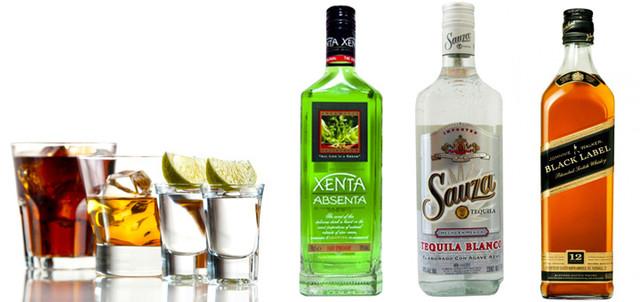 Серия «Напитки мира» на 100 литров