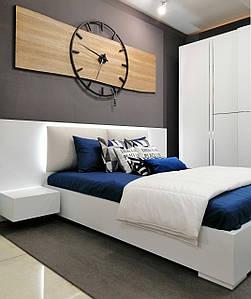 Кровать с тумбами Silver