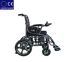 Складная электроколяска DYL 6023. Инвалидная коляска. Кресло для инвалида. Кресло коляска., фото 2