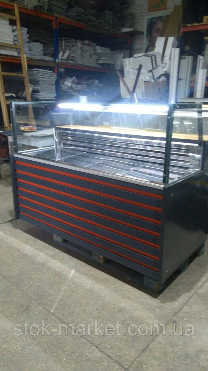 Витрина-куб холодильная 1,70 м. витрина холодильная бу.