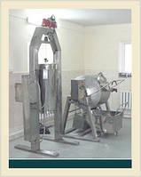 Оборудование для изготовления сыра «косичка» для рассольных сыров типа сулугуни, чечел