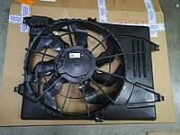 Вентилятор охлаждения киа Спортейдж 4 1.6-2.0i, KIA Sportage 2018- Qle, 25380d7600, фото 1