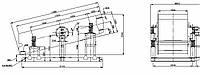 Грохот ГВи-6,5х2 (ГИЛ 42М)