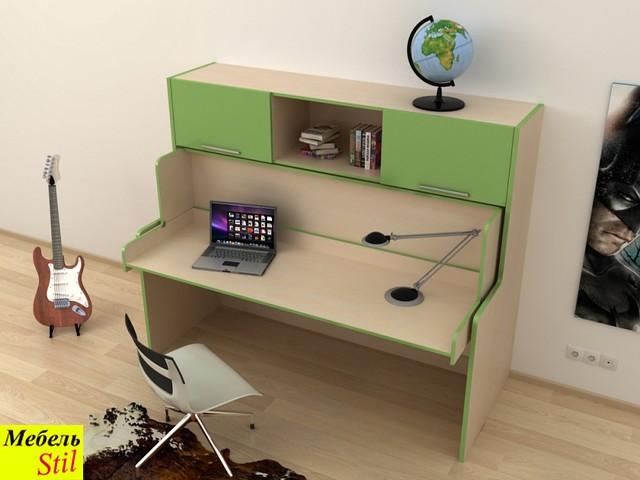 стол кровать трансформер в детскую комнату цена 13 460 грн купить
