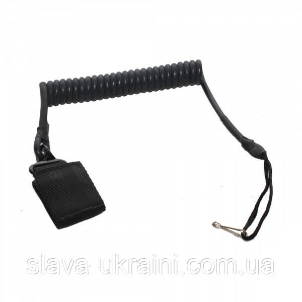 Страховочный шнур на пистолет