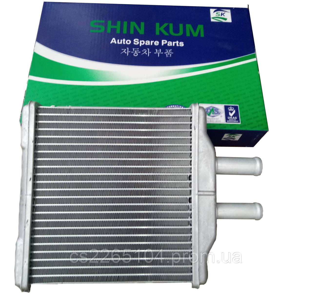 Радиатор отопителя Лачетти SHIN KUM