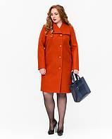 Пальто осеннее женское на пуговицах, фото 1