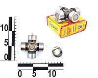 Крестовина вала карданного ВАЗ 2121-214, 2123, 2130 (со стопорными кольцами) (Riginal). RG2121-2202025