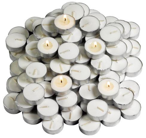 Свечи чайные