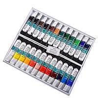 Профессиональный набор акриловых красок Winsor & Newton (24 * 10 мл.)