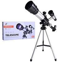 Детский телескоп на треноге Telescope 2158: длина 36см