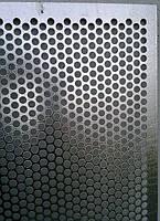 Решето ОВС  с круглыми отверстиями, фото 1
