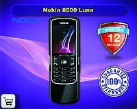 Оригинальный телефон Nokia 8600 Luna black