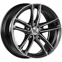 Mille Miglia MM034 R18 W8 PCD5x120 ET34 DIA72.6 Anthracite Polished