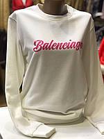 Свитшот женский Balenciaga