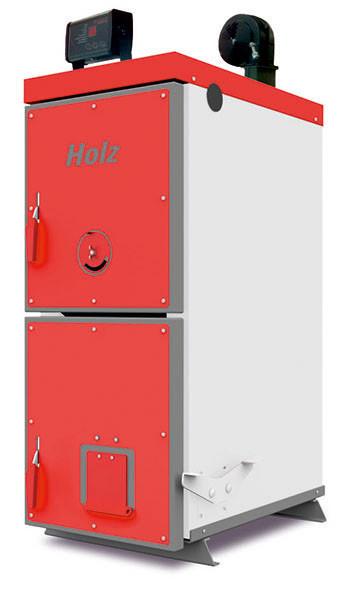 Твердотопливные котлы Heiztechnik Holz Plus 22 кВт (Польша)