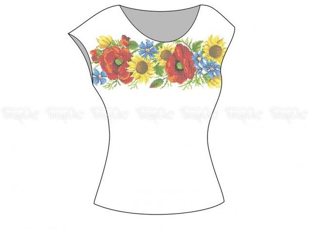 Женские блузы без рукавов