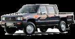 Тюнинг Mitsubishi L200 2 1986-1996