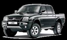Тюнинг Mitsubishi L200 3 1996-2006