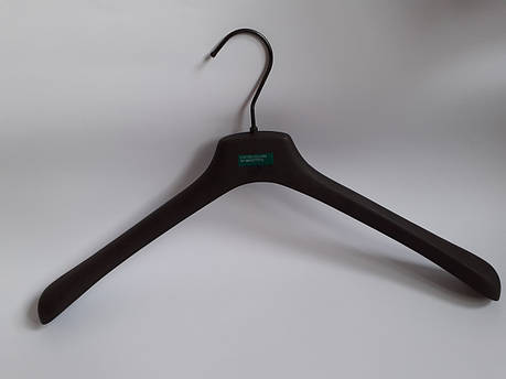 Вешалки для верхней одежды, плечики с широким плечом Benetton 36см, фото 2