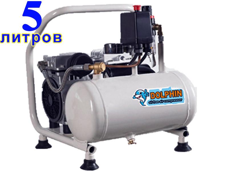 Безмасляный компрессор Dolphin DZW400AF005S