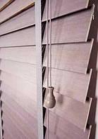 Жалюзи бамбуковые Бамбук 50 мм Белый производство в Украине под заказ