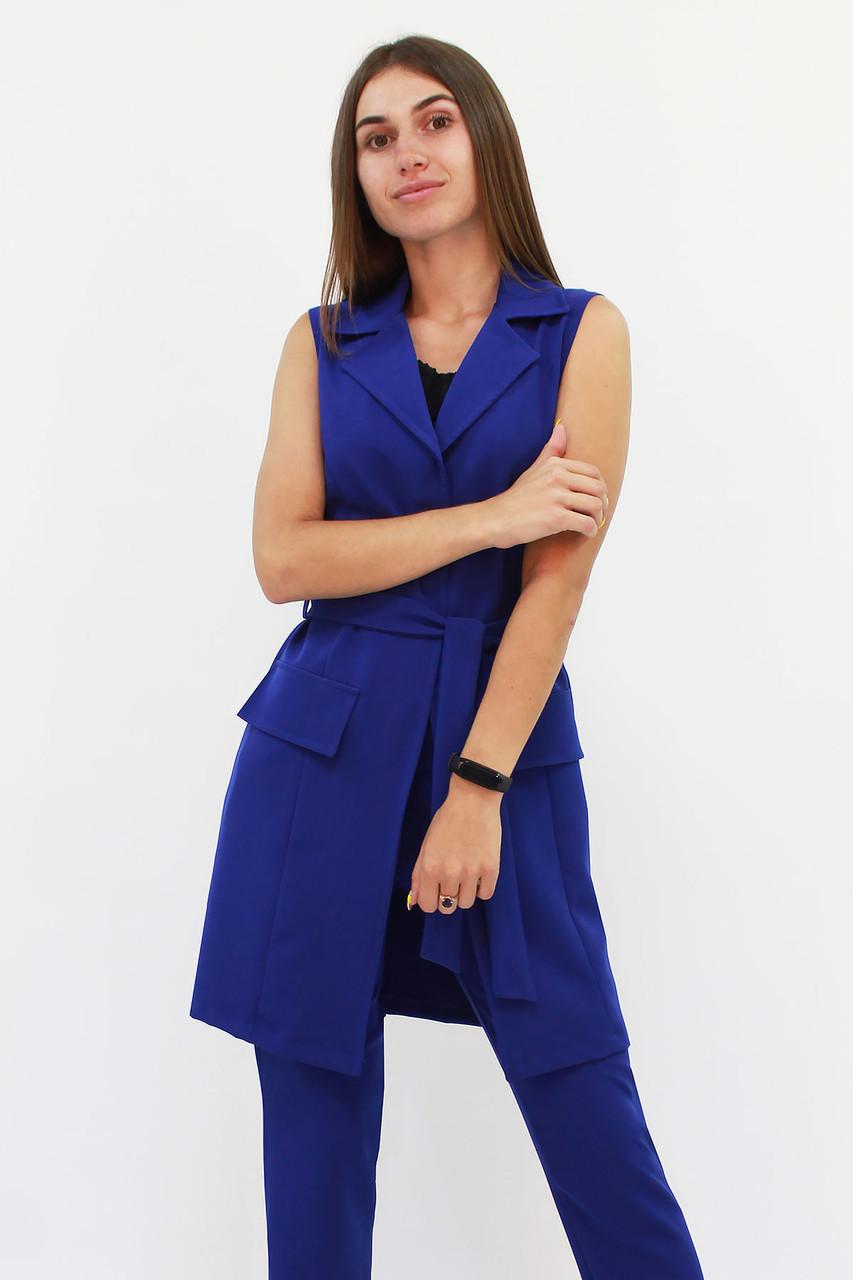 S, M, L | Жіночий подовжений костюм Endru, синій