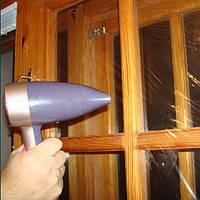 Термоплівка для утеплення вікон