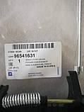 Ручка двери передней левой наружная Авео 1, Aveo T200, GM, 96541631, фото 4