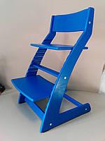 Растущий стул Тимолк, растущий стул Q5 синий
