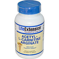 Ацетил-L-карнитин Life Extension 300 мг 100 капсул