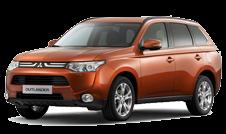 Тюнинг Mitsubishi Outlander XL 2012-2014