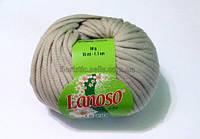 Пряжа Lanoso, светло-бежевая