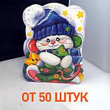 Картонная упаковка Мышонок, от 50 штук