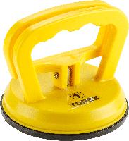 Присоска 14A740 Topex для стекла одинарная, до 40 кг