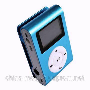MP3 Player  display  плеер клипса МП3, копия iPod