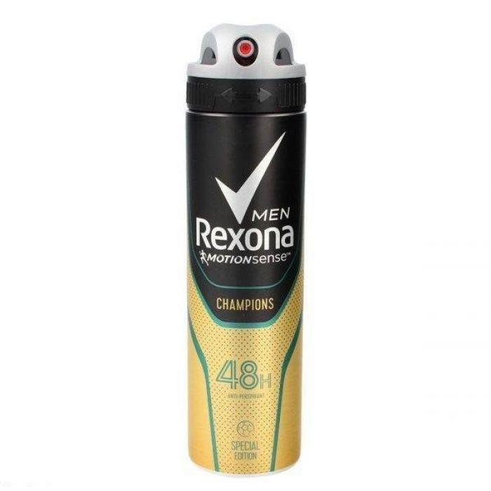 Дезодорант Rexona мужской Champions (150мл.)
