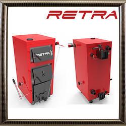 Твердотопливный котел отопления РЕТРА-5М 10 кВт